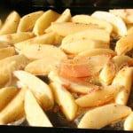 Opiekane ziemniaki