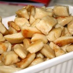 Domowe kopytka ziemniaczane