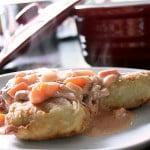 Słodki sos marchewkowy
