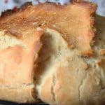Domowy chleb pszenny z garnka