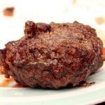 Klasyczny amerykański hamburger