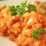 Pomidorowe ziemniaki