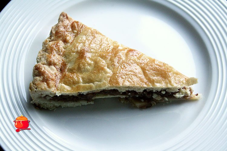 Old English Apple Pie