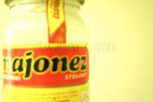 Domowy sos tatarski - majonez